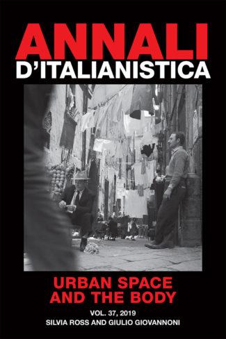 Annali d'italianistica cover image