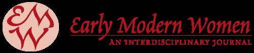 Early Modern Women Logo