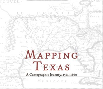 "John S. Wilson discusses ""Mapping Texas"" with Texas Standard"