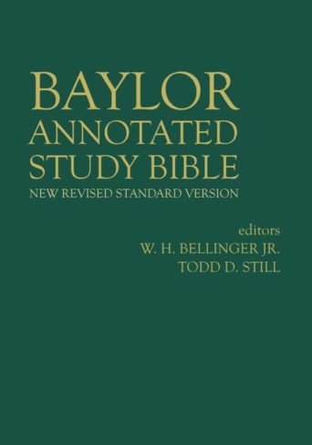 Review: Baylor Annotated Study Bible in Exploring the Truth