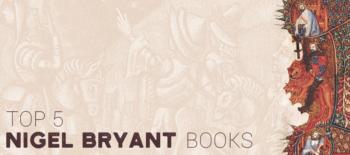 Top Five Nigel Bryant books