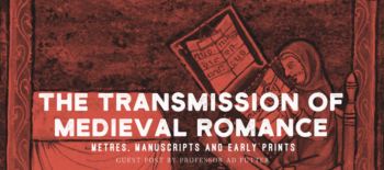 The Transmission of Medieval Romance: Metres, Manuscripts and Early Prints