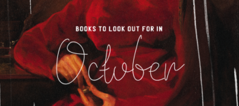Books to look out for in October 2018