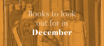 Books to look out for in December 2018