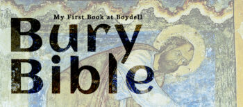 My First Boydell book: The Bury Bible
