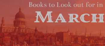 Books to Look Out for in March 2020