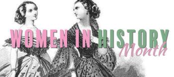 Women's History Month 2020
