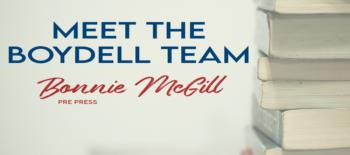 Meet the Boydell Team: Bonnie McGill