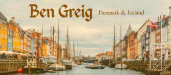 An Interview with Ben Greig our rep in Denmark and Iceland
