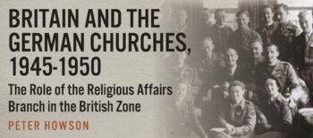 Britain and the German Churches, 1945-1950