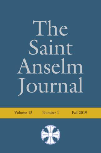 The Saint Anselm Journal
