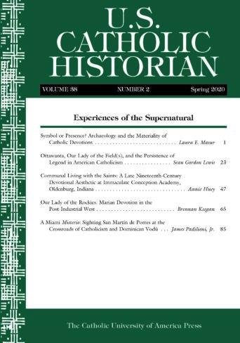 US Catholic Historian
