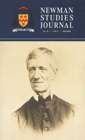 Newman Studies Journal