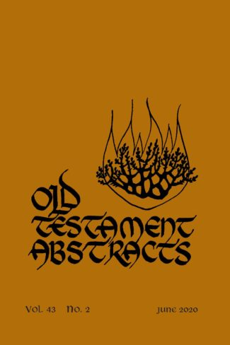 Old Testament Abstracts