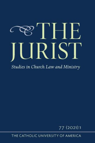 New Issue of The Jurist Out Now!