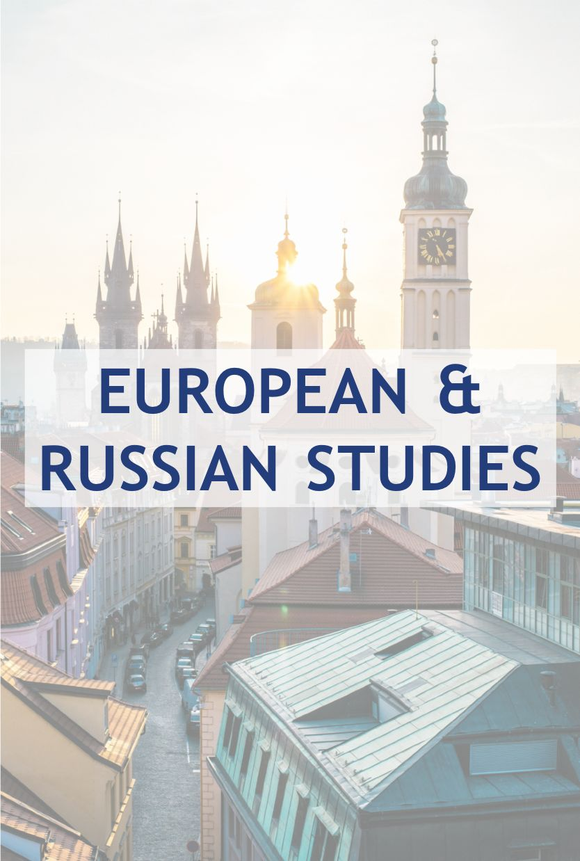 European & Russian Studies