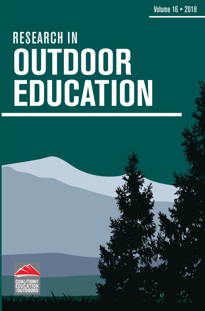 image                                          for Research in Outdoor Education