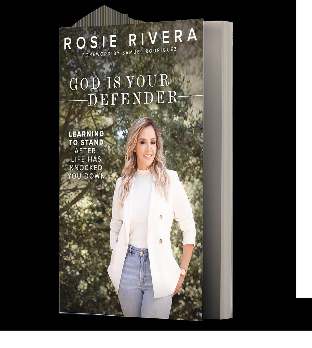 god is your defender rosie rivera
