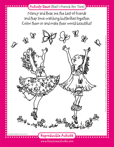 Color Your World – Printable Coloring Sheet