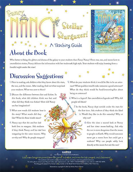 Stellar Stargazer – Printable Classroom Guide
