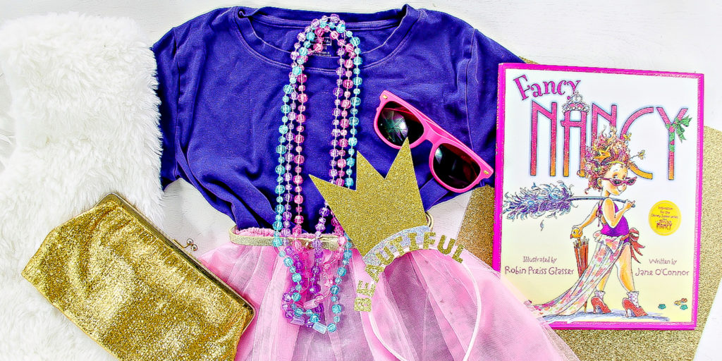 How To Make A Fancy Nancy Costume Fancy Nancy Party Tips Activities Fancynancyworld Com