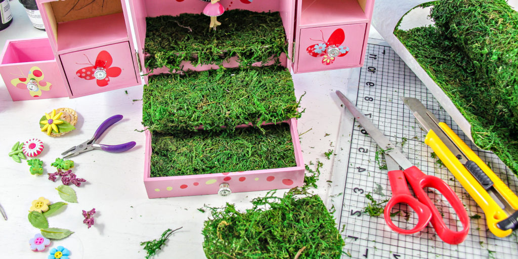 How to Make a Fairy Garden: Step #1