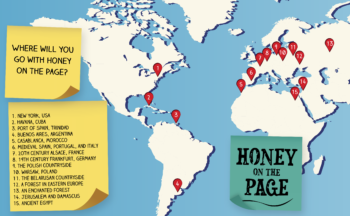 Where Will You Go with Honey on the Page?