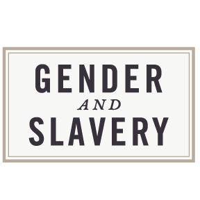 Gender and Slavery