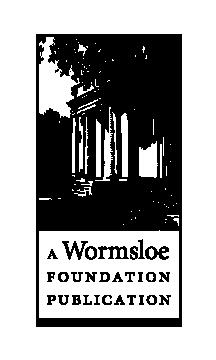 Wormsloe Foundation Publications