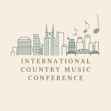 Logo of International Country Music Conference