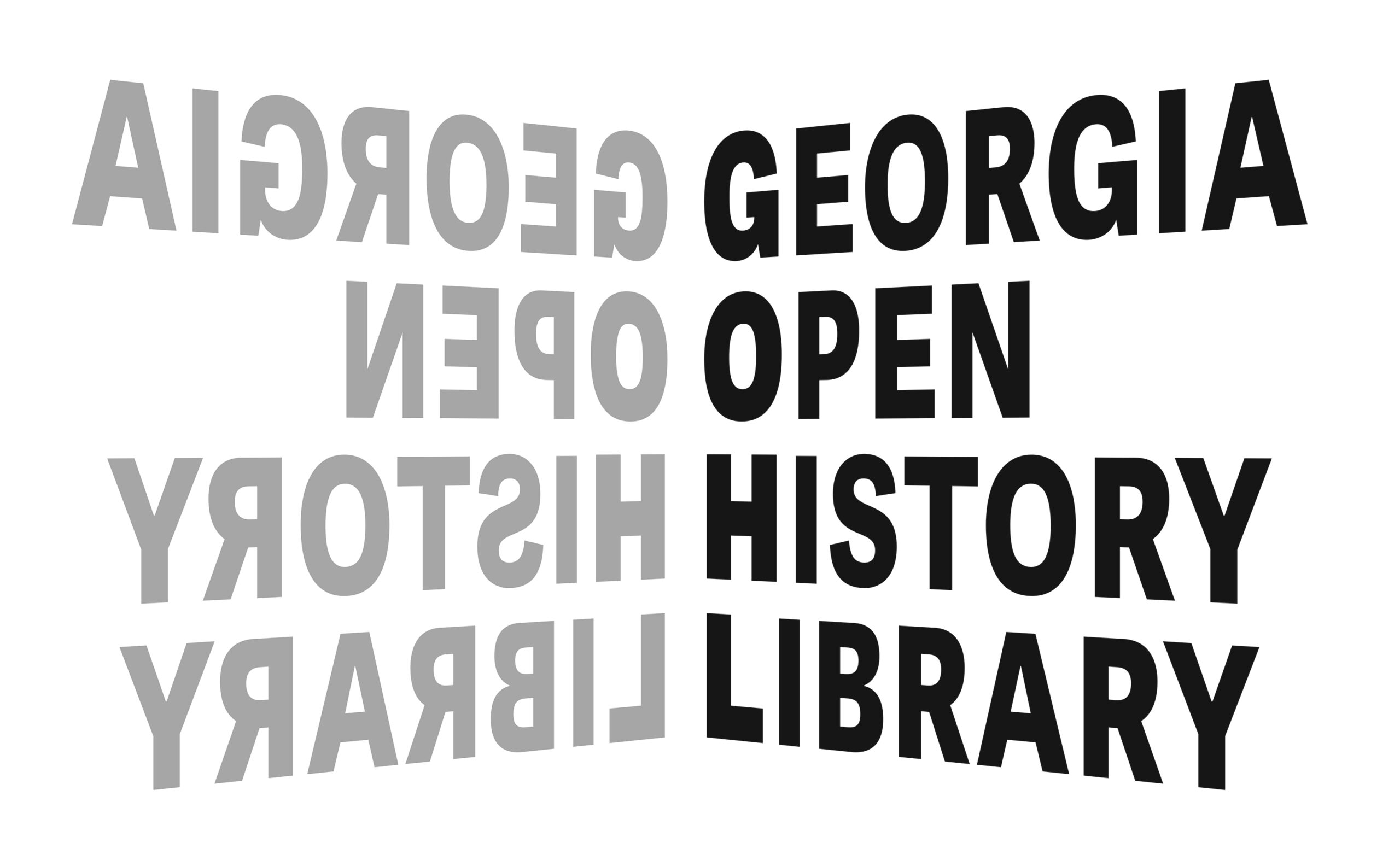 Georgia Open History Library
