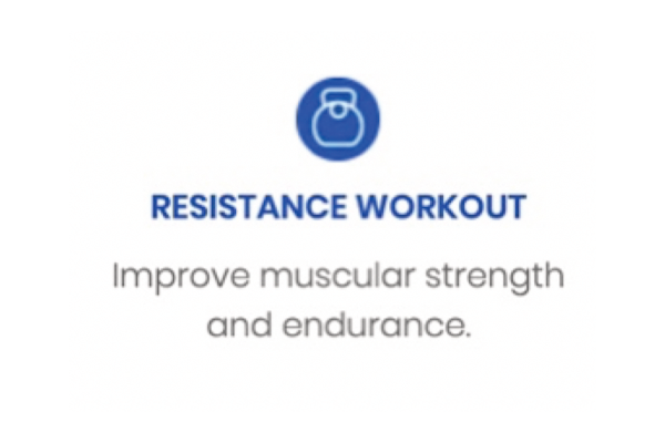 Resistance workout