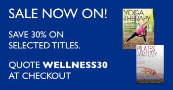Wellness books from Human Kinetics