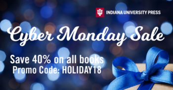 Cyber Monday Savings – 40% off all books