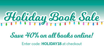 Save 40% on All Books!