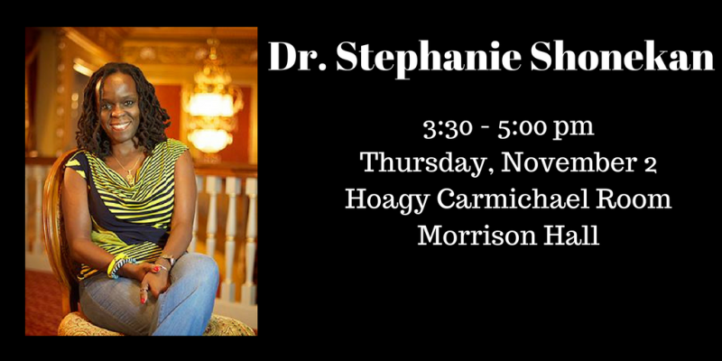 Dr. Stephanie Shonekan