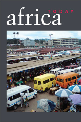 Africa Today cover image