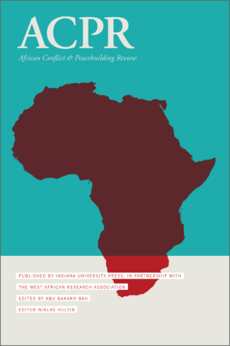 African Conflict and Peacebuilding Review