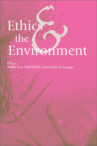 Ethics & the Environment