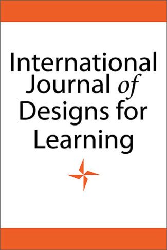 International Journal of Designs for Learning