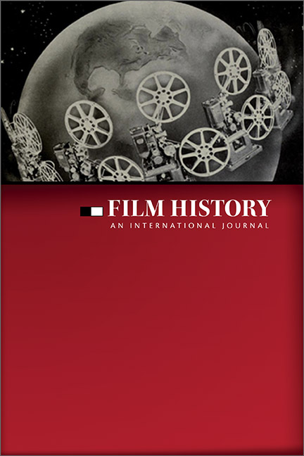 Film History cover image