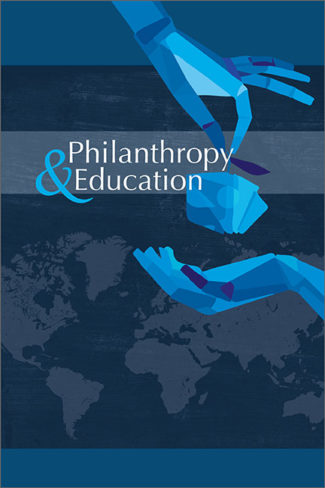 Philanthropy and Education cover image