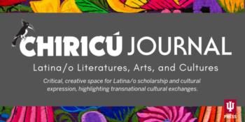 Why Chiricú Journal Matters