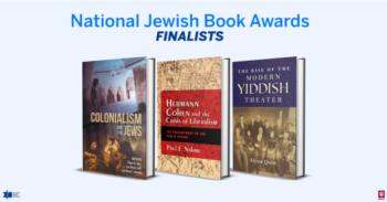 National Jewish Book Award Finalists