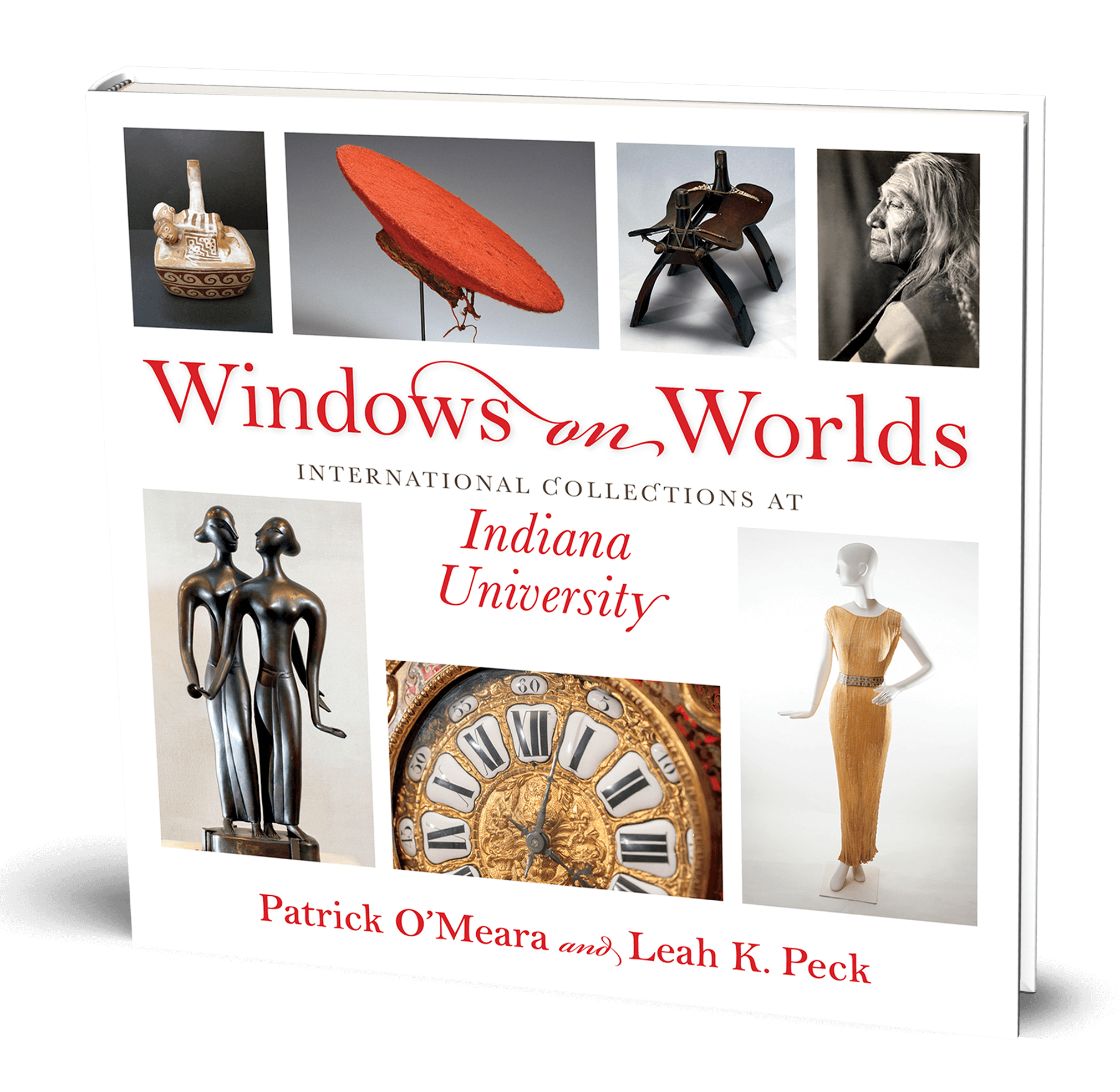 Windows on Worlds International Collections at Indiana University by Patrick O