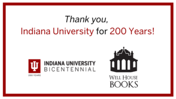 Open Access Well House Books until August 1, 2020
