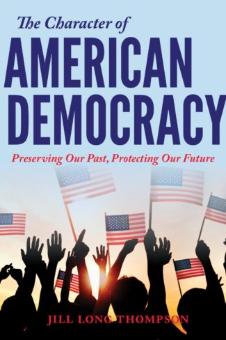 The Character of American Democracy featured on Lakeshore Public Radio