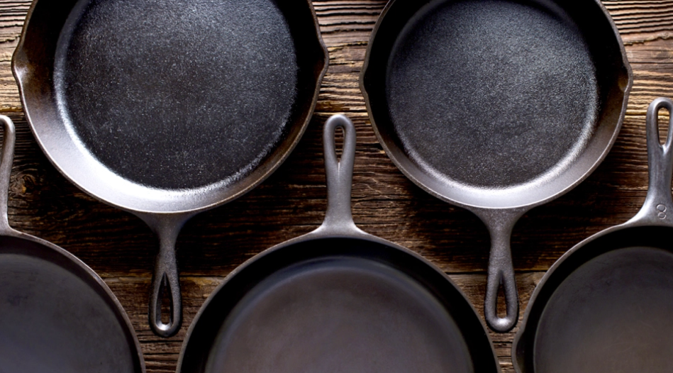 How to Clean Cast Iron Pans — Even When They Get Rusty