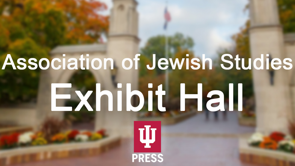 Association of Jewish Studies Exhibit Hall