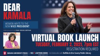 Dear Kamala: Women Write to The New Vice President Virtual Book Launch
